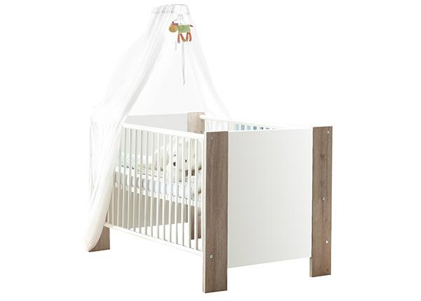 Детская кроватка Bea 70x140 cm