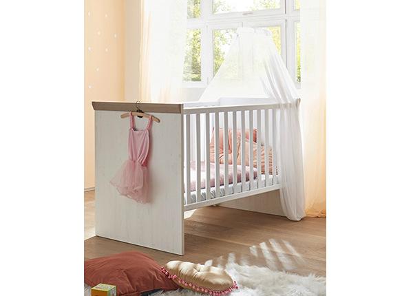 Детская кроватка New York 70x140 cm