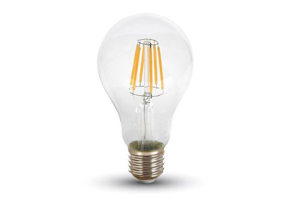 LED pirn E27 10 W
