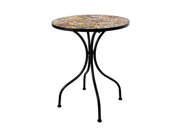 Puutarhapöytä Morocco Ø 60 cm