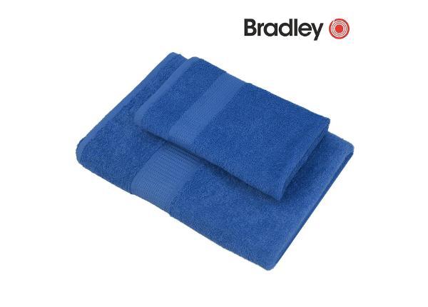 Махровое полотенце 100x150 см