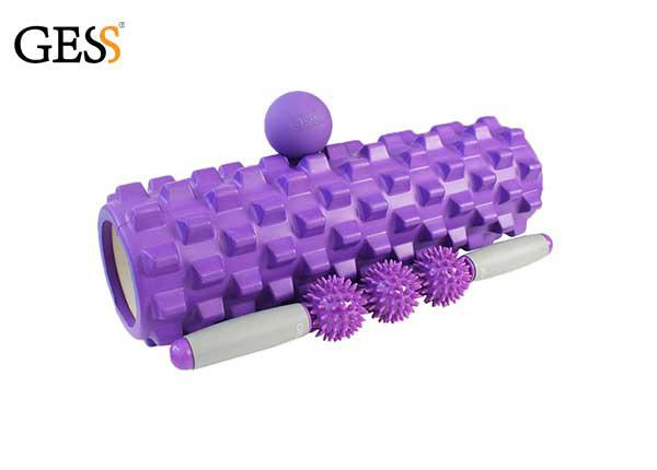 Massaži pall rull komplekt rull pall ja kinni 3 in 1
