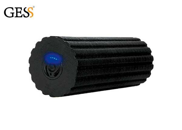 Võimlemisrull massažirull 4 vibraator USB GESS uFIT