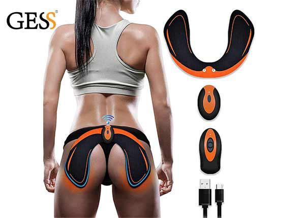 Massaaž tuharale (lihaste elektriline stimulatsioon) GESS BOOM BOOM