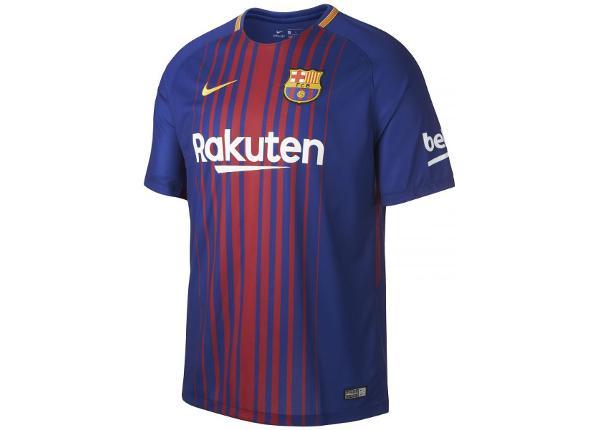 Jalgpallisärk meestele Nike FC Barcelona Stadium Jersey M 847255-456 suurus S