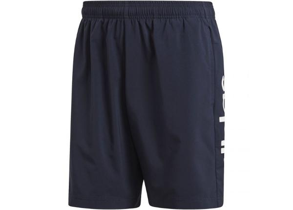 Meeste lühikesed püksid adidas Essentials Linear Chelsea M DU0418