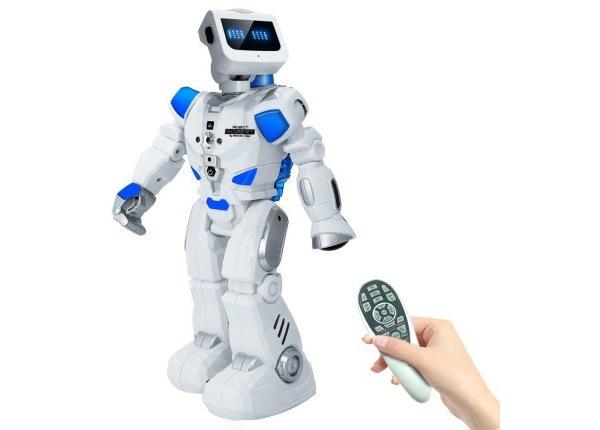 Puldiga juhitav robot Robert