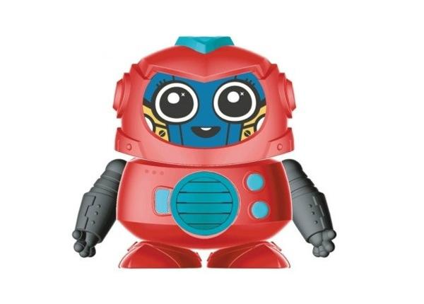 Ihmeellinen ja ilmeikäs robotti