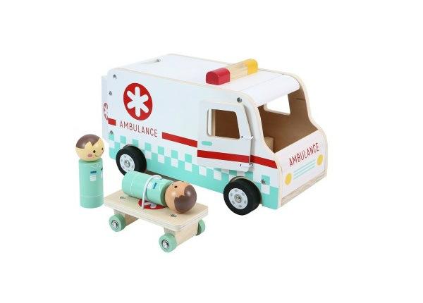 Puinen ambulanssi UP-229768