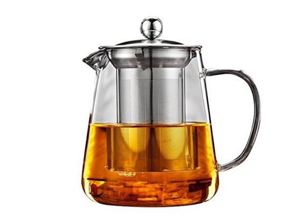 Teekann klaasist 1,4 L