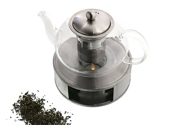 Soojendusalus tee- või kohvikannule Ø 15 cm
