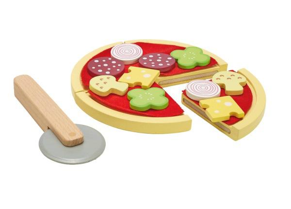 Puinen Pizza