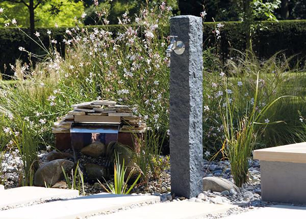 Колонка для воды Dark Granite