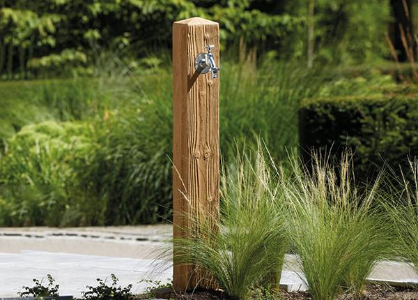 Колонка для воды Wood Lightwood