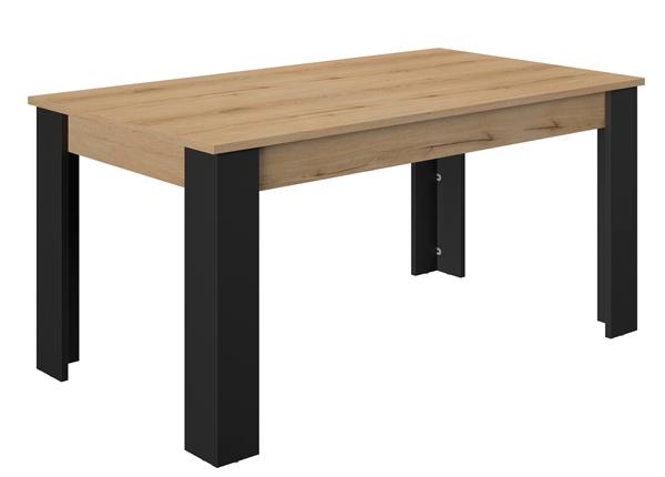 Jatkettava ruokapöytä Trendteam 160-200x90 cmTrust 160/200x90 cm MA-230242
