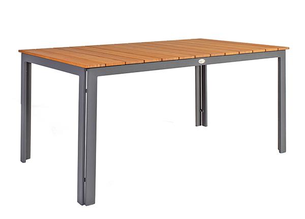 Puutarhapöytä Greenwood 150x90 cm