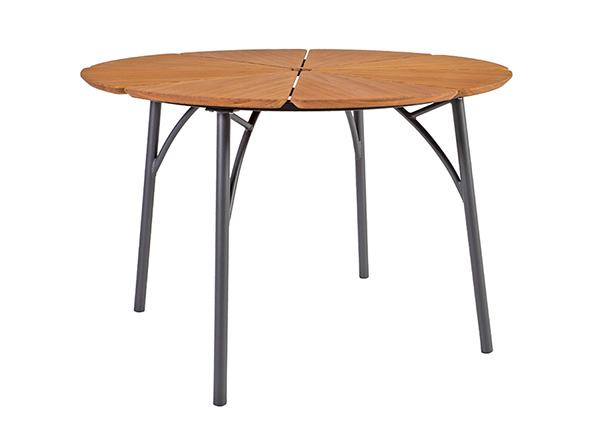 Puutarhapöytä Greenwood Ø 110 cm