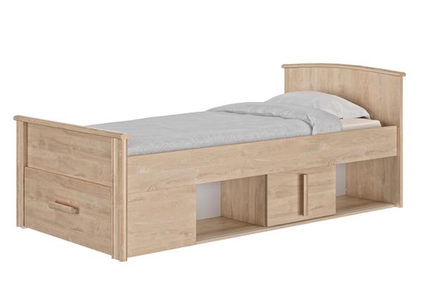 Sänky vuodevaatelaatikolla Montana 90x200 cm