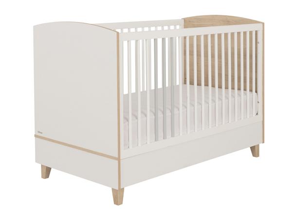 Детская кроватка Lora 70x140 cm
