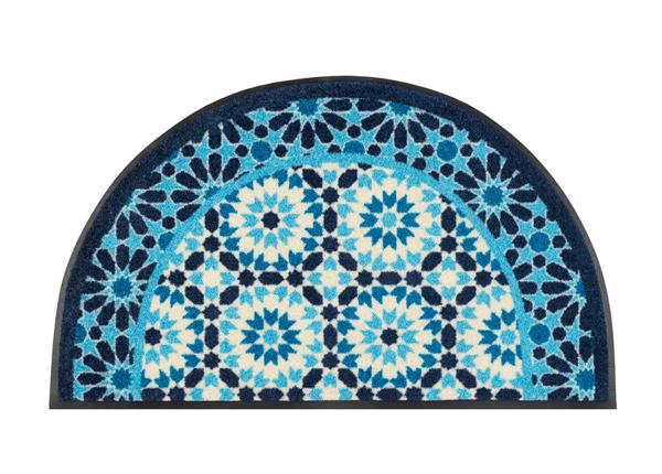 Дверной коврик Round Oriental 50x85 см