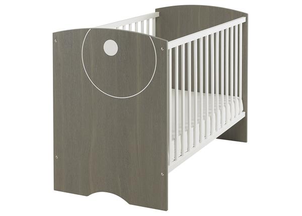 Детская кроватка Oscar 60x120 cm