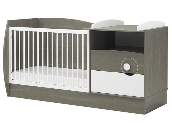 Мультифункциональный комплект кровати Oscar 60x120 cm