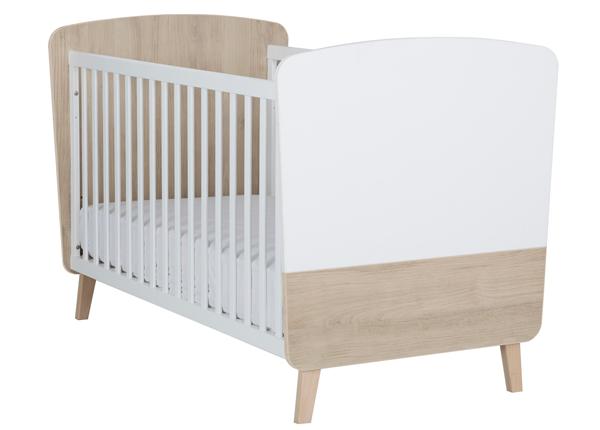 Детская кроватка Zelie 70x140 cm