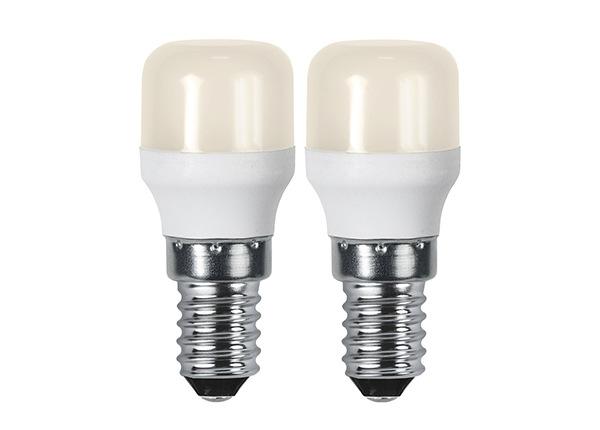 LED sähkölamput E14 1,5 W 2 kpl AA-231510