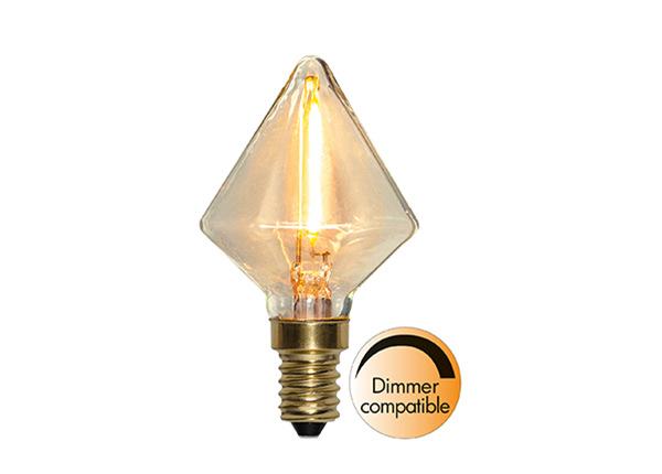 Dekoratiivinen LED sähkölamppu E14 0,8 W AA-231831