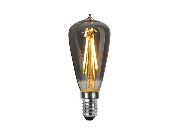 Dekoratiivinen LED sähkölamppu E14 1,6 W AA-231840