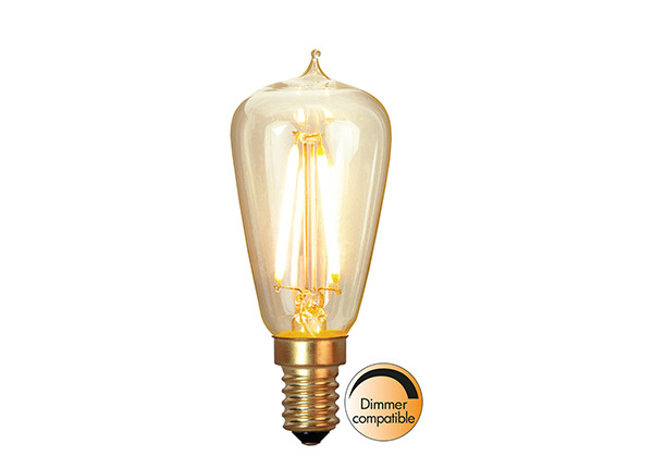 Dekoratiivne LED elektripirn E14 1,9 W AA-231844