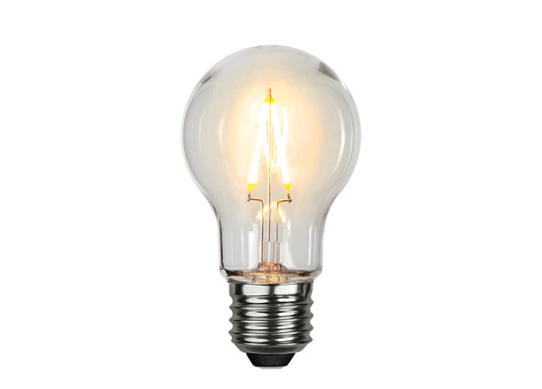 LED sähkölamppu E27 0,6 W AA-231900