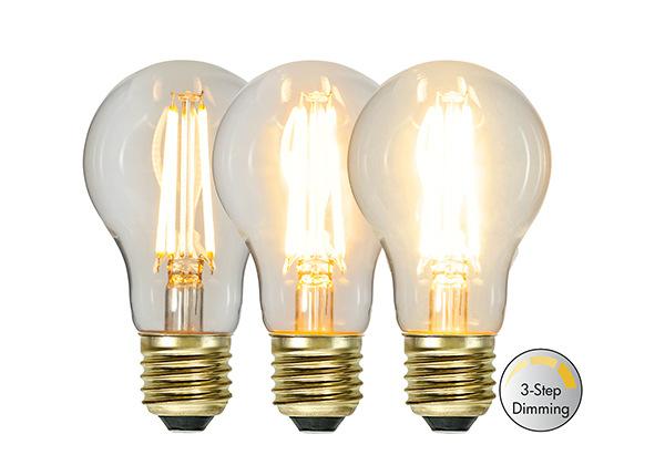 LED sähkölamppu E27 6,5 W AA-231906