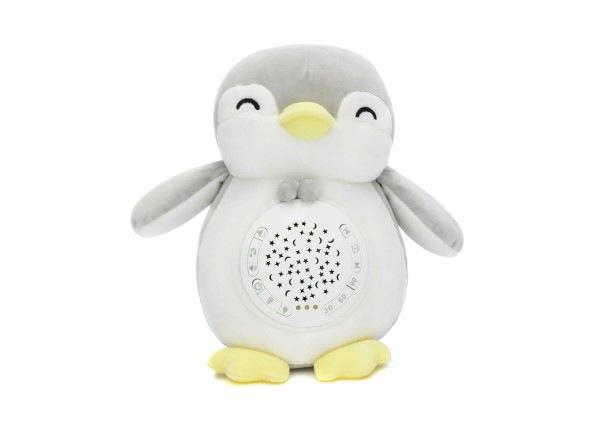 Yölamppu pehmeä pingviini musiikilla Fillikid