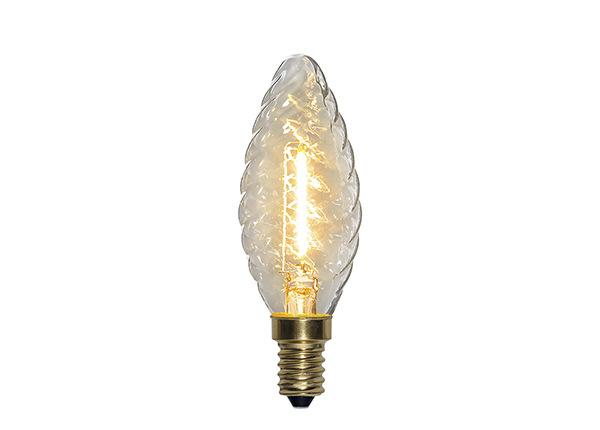 Koristeellinen LED sähkölamppu E14 0,8 W AA-232120