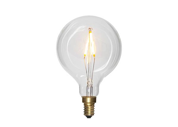 Koristeellinen LED sähkölamppu E14 1 W AA-232130
