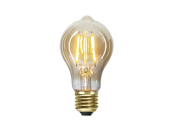Dekoratiivinen LED sähkölamppu E27 0,75 W AA-232136