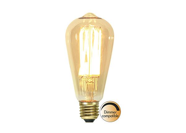 Koristeellinen LED sähkölamppu E27 3,7 W AA-232139