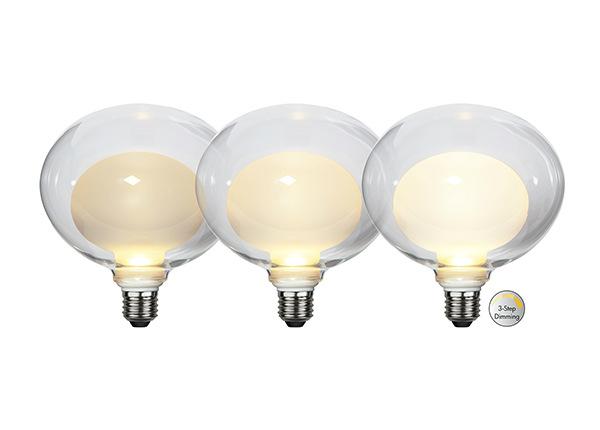 Dekoratiivinen LED sähkölamppu E27 3,5 W AA-232145