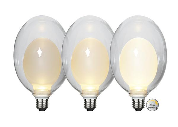 Dekoratiivinen LED sähkölamppu E27 3,5 W AA-232152