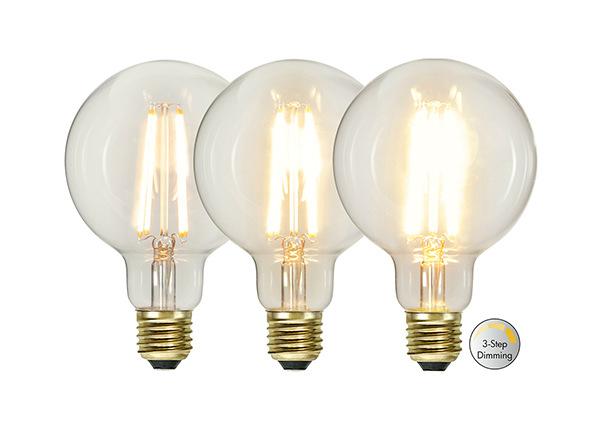 Dekoratiivinen LED sähkölamppu E27 6,5 W AA-232154
