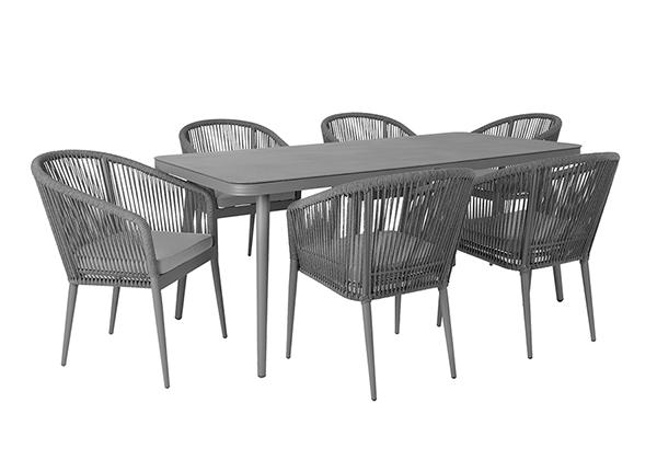 Комплект садовой мебели Ecco