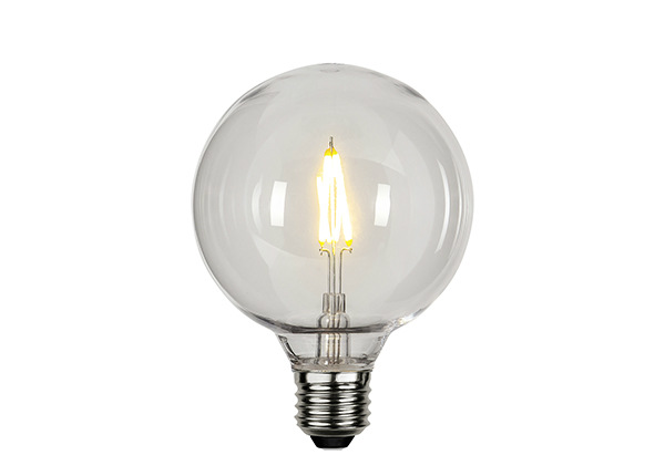 Dekoratiivinen LED sähkölamppu E27 0,6 W AA-232167