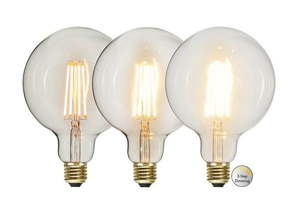 Dekoratiivinen LED sähkölamppu E27 6,5 W AA-232173