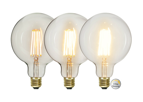 Dekoratiivne LED elektripirn E27 6,5 W AA-232173