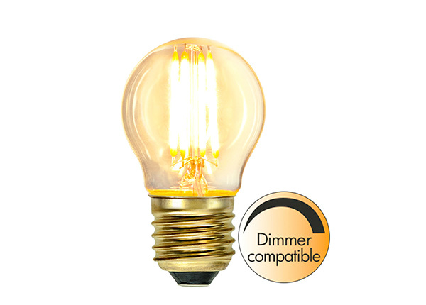 Dekoratiivne LED elektripirn E27 4 W AA-232177