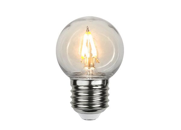 LED sähkölamppu E27 0,6 W AA-232186