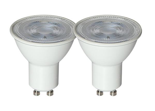 LED sähkölamput GU10 3 W 2 kpl AA-232255