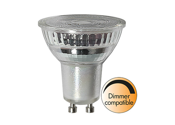 LED sähkölamppu GU10 3,3 W AA-232273
