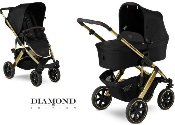 Vanker ABC Design Salsa 4 Champagne Diamond Special Edition 2020